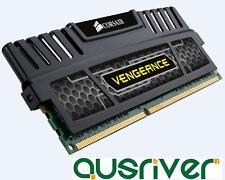 CORSAIR Vengeance DDR3 1600MHz 16GB (4x4GB) Memory Ram 1.5V CMZ16GX3M4A1600C9