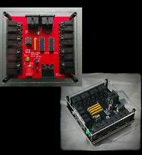 More details for  mindburner midi 10 way midi thru splitter unit for synthesizers , black / red