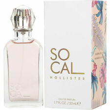 HOLLISTER Sealed SO CAL Perfume 1.7 oz