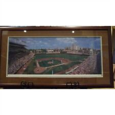 """""""Wrigley Field Trytych"""" by Andy Jurinko - Limited Edition Print on Paper"""
