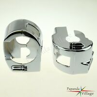 Motorcycle Aluminum Switch Housing Cover For All Yamaha XVS V-Star 650 Custom