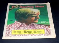 THE SPORTING NEWS COMPLETE NEWSPAPER APRIL 7 1973 JACK NICKLAUS