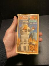 "New listing Vintage Robot Ym-3 Wind Up ""Lost In Space"" B-9 Robot 1985 Masudaya Japan Mib"