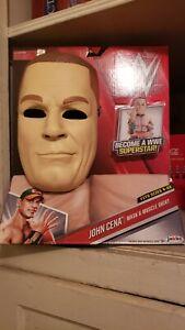 WWE John Cena Mask & Muscle Shirt