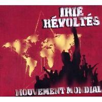 "IRIE REVOLTES ""MOUVEMENT MONDIAL"" CD NEU"
