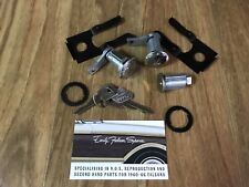 New Reproduction Ford Falcon Door and Ignition Lock Set for XM XP and suit XK XL