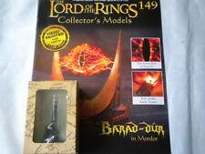 Señor de los anillos figuras-Edición 149 Barad dur en Mordor-EAGLEMOSS