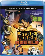 Star Wars Rebels Saison 1 Blu ray Neuf