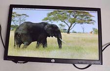 """HP 23 """"la2306x TFT Monitor DP DVI VGA USB Grade A + CAVI SENZA STAND"""
