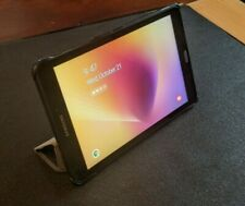 """Samsung Galaxy Tab A 32GB Model SM-T380 Black 8"""" screen - with Cable and Case"""