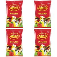 Allens Party Mix 1kg X 4 PACKETS