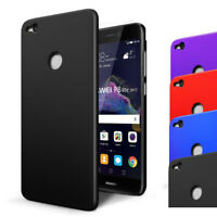 For Huawei P8 Lite 2017 Case - Slim Hard Case Thin Hybrid Armour Back Cover