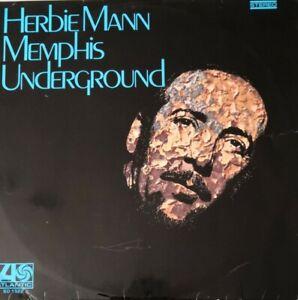 """Herbie Mann """"Memphis Underground""""  1969, Smooth Jazz, Vinyl LP"""