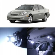 16 x White LED Interior Lights Package For 2002 - 2006 Lexus ES330 ES300 + TOOL
