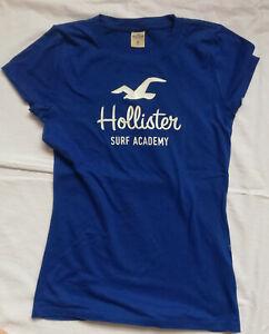 Blaues T-Shirt von HOLLISTER
