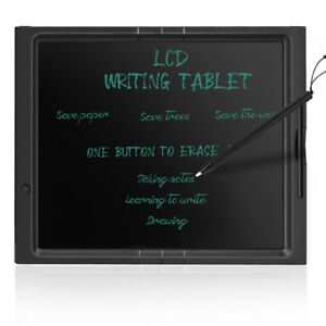"""21"""" LCD Tablet Drawing Writing Board Kid Notepad Digital Graphic For Kids Gifts"""