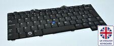 Dell Latitude XT XT2 UK ENGLISH Keyboard P/N XK145