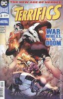 Terrifics #3 DC Comic 1st Print 2018 unread NM