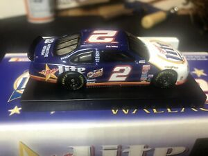NASCAR RCCA 99 RUSTY WALLACE MILLER LITE TRUE TO TEXAS FORD TAURUS 1:64 DIECAST