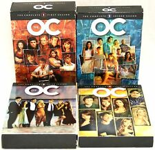 The O.C. OC Season 1 2 3 4 DVD Lot Complete Seasons One Two Three Four 26 DVD's