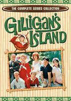 .Gilligans Island The Complete Series Collection seasons 1-3 (DVD,17-Disc Set)