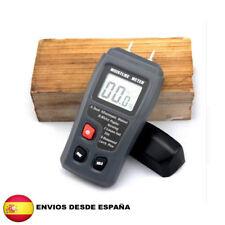 Higrómetro digital para madera medidor de humedad modelo EMT01