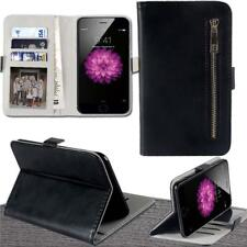 Flip Cover Stand Card Wallet Leather Case For Various LG K Series Smartphones