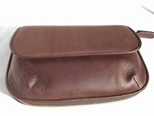 Sacoche 2023 Brandy Leather RFID Wallet On A String