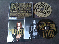 MILEY CYRUS / can't be tamed  /JAPAN LTD CD&DVD delux edition