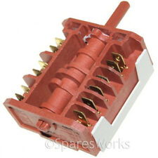 ZANUSSI Oven Cooker Hob DEKA Selector Function Switch Genuine