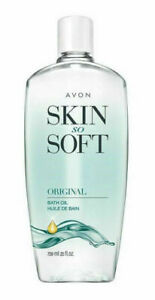 Avon Skin So Soft Bath Oil Original Scent 25 Oz Bonus Size  FREE SHIPPING