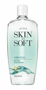 Avon Skin So Soft Bath Oil - 25oz