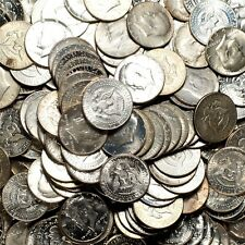 40% Silver Coin Lot , 1965-1969 Kennedy Half Dollars ,  Choose How Many!