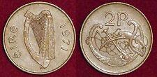 IRELAND Irlande 2 pence 1971