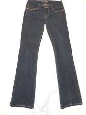 Seven 7 Boot Cut size 26 Stretch Denim Jeans Dark Wash