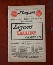 LIZARS ADS FROM THE BRITISH JOURNAL ALMANAC/cks/216069