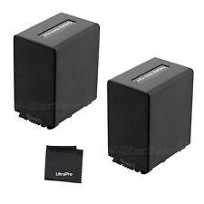 2x NP-FV100 NPFV100 Battery + BONUS for Sony HDR-PJ10 PJ760V PJ580V PJ200 PJ26V