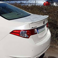 Honda Accord TypeS Euro Saloon Acura rear boot wing trunk spoiler 08-14 CU k24a