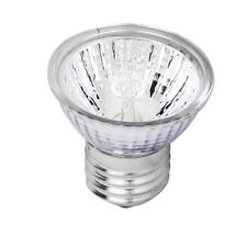 E27 220V 75W Heater Lamp Reptile Halogen Light Basking Full Spectrum UVA UVB