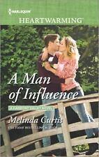 A Man of Influence A Harmony Valley Novel
