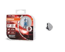 OSRAM H4 12V Night Breaker Laser +150% Helligkeit + Magnet Handyhalter HOLD-01