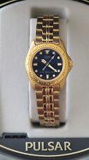 Pulsar Quartz Women's Watch LIQUIDATION Water Resist - 100 M Org. Price: $250.00