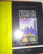 Prentice Hall Penguin Literature, Gr 12, AL Vol.1 Teacher's Ed 2008 0133636623