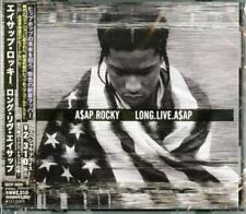 A$AP ROCKY-LONG. LIVE. A$AP-JAPAN CD E78