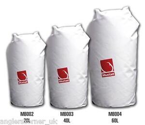Mustad Dry Bag 20L / Accessories / Luggage / Fishing / Boating / Sailing / Leeda