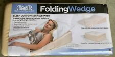 Contour Bed Wedge Raise Body During Sleep Helps Acid Reflux 7 Inch High SEALED
