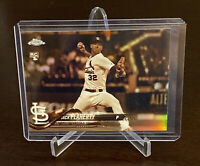 2018 Topps Chrome Jack Flaherty Rookie Sepia Refractor St. Louis Cardinals RC SP