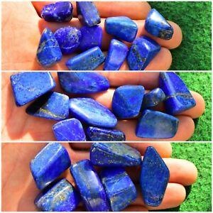 Lapis Lazuli Crystal Mineral Polished Freeform Deep Blue GradeA+💎UK (BY WEIGHT)