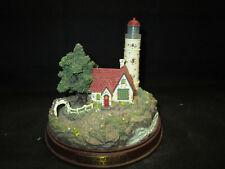 Thomas Kinkade Beacon of Hope Battery Operated Lighted Lighthouse Figure