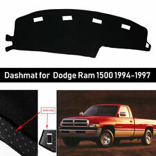 Pickup Truck DashMat Dashboard Cover For 1994-1997 Dodge Ram 1500 2500 3500